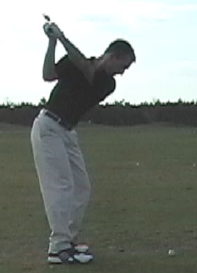 Swing Plane On Follow Through Golf Instruction Online